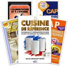 livre cap cuisine bpi best practice inside editeur de formations en hôtellerie