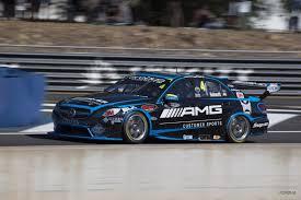 lexus v8 racing benz amg boss backflips on erebus v8 supercars team