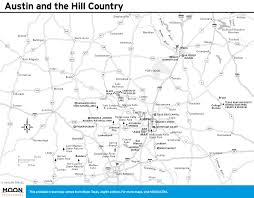 Texas Map Austin by Discover Austin San Antonio U0026 The Hill Country Moon Com