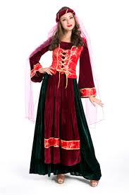 masquerade halloween costumes for womens compare prices on medieval costumes online shopping buy low