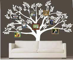 home design family tree wall decal kids general