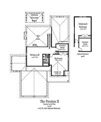 preston ii on h 7 fieldstone village floor plans