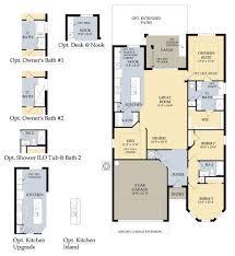 single family homes floor plans sumptuous design 11 village walk floor plans single family homes at