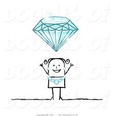 diamond clipart diamond earrings clipart 11