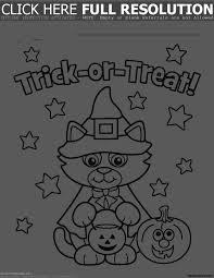 halloween coloring pictures print free u2013 fun christmas