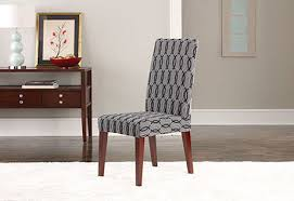 sure fit chair slipcover sure fit dining room chair slipcovers 1684 in covers plans 12