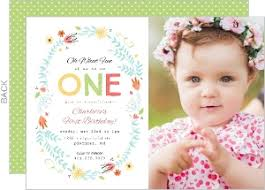 first birthday invitations first birthday invitations completed