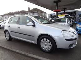 volkswagen hatchback 2005 used volkswagen golf 1 4 s 5dr 5 doors hatchback for sale in