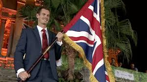 Ceremony Flag Andy Murray Says Carrying Flag At Rio Olympics Is U0027proudest Moment