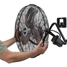 lasko fan wall mount bracket 20 high velocity floor fan with quickmount lasko products