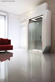 16 best 3 sided images on pinterest bathroom ideas shower