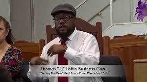 Meme Loftin - thomas tj loftin speaking on the economy youtube