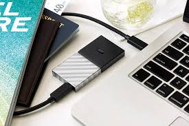 wd introduces speedy my passport portable ssds in capacities up to