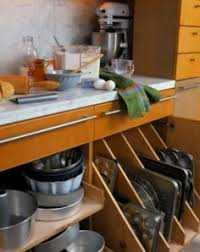 Corner Kitchen Cabinet Storage by Pull Out Drawer Cutting Board With Hole For Trash Down Below In