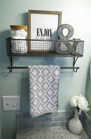 best 25 bathroom shelf decor ideas on pinterest half bath decor