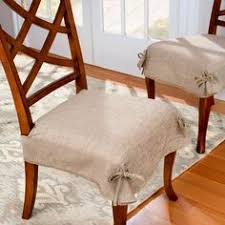 dining room chair seat covers dining chair seat slip cover with button tabs instead of ties