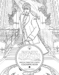 fantastic beasts and where to find them magical characters and