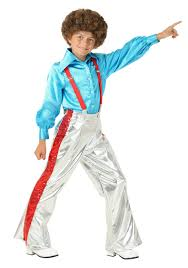 boy u0027s funky disco costume