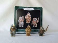 hallmark wars ornaments ebay