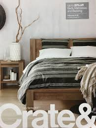 Crate And Barrel Platform Bed Used Crate And Barrel Sectional Bedroom Ideas Nightstand