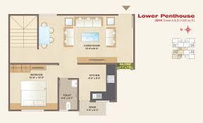 fortune greenfields 2 bhk 3 bhk apartments 4 bhk duplex