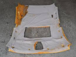 Car Roof Interior Repair Auto Interior