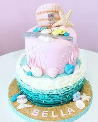 mermaid cakes mermaid birthday cakes popsugar