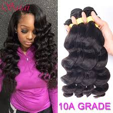 body wave vs loose wave hair extension brazilian loose wave 4 bundles brazilian virgin hair loose wave