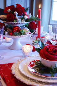 Christmas Table Setting Ideas by Christmas Table Setting Christmas Table Settings Pinterest