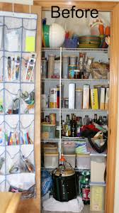 Pantry Shelf Food And Garden Dailies Project Simplify Week 4 Cleaning Out The