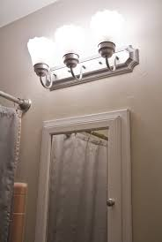 bathroom beautiful crescent view bathroom vanity lights by
