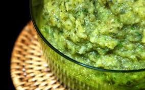 cuisiner des courgettes light recette guacamole de courgettes light économique cuisine étudiant