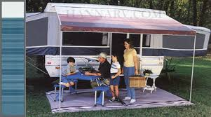 Rv Awning Shade Screen A U0026e Dometic 944gp12 002 12 Foot Blue Steel Trim Line Pop Up Tent