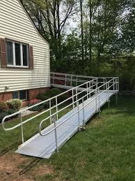 wheelchair ramp sales u0026 installation freedom access homes