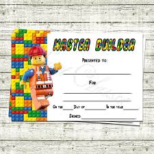 legos sale black friday lego master builder certificate black friday by sweetclassix