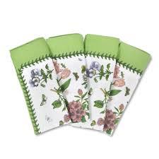 pimpernel botanic garden chintz set 4 napkins pimpernel uk
