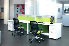 Home Office With Two Desks Two Desk Home Office Two Desk Home Office Gorgeous Modern With