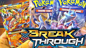 black friday pokemon cards pokemon cards xy breakthrough pack opening early blaziken premium