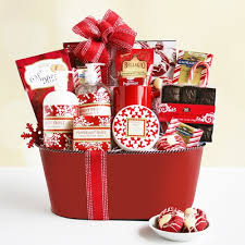 spa gift baskets peppermint spa gift basket california delicious