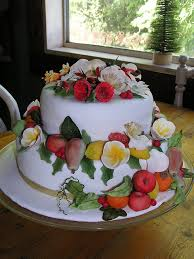 Christmas Cake Decorations Flowers by 66 Best Marzipan Images On Pinterest Marzipan Flower And Almond