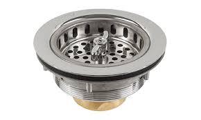 Kitchen Sink Strainer Basket Replacement - jomar valve basket strainers