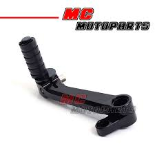 black billet cnc shifter gear changer for ducati monster 696 795