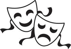 black and white mardi gras masks masks black and white clipart 26