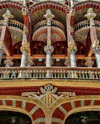 chambres d hotes drome proven軋le palau de la música catalana spain barcelona catalonia and
