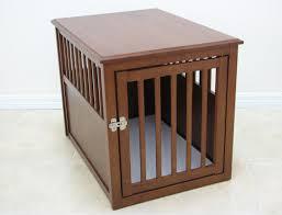 wood pet crate