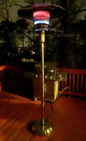 87 Patio Heater by Az Patio Heaters Natural Gas Stainless Steel Patio Heater Burner