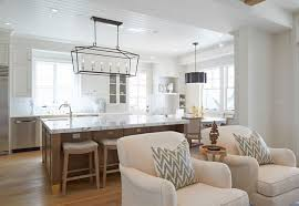 kitchen family room layout ideas los angeles home with east coast inspired interiors home bunch