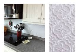 faux tin tile backsplash roselawnlutheran