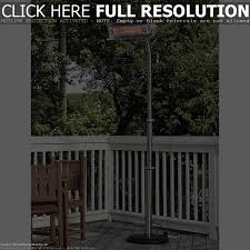 stainless steel propane patio heater costco patio heaters canada home outdoor decoration