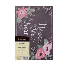 Boite Metal Decorative by Find The Decorative Memory Box By Recollections At Michaels